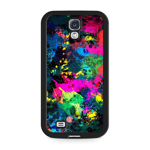 Abstract Full Color Samsung Galaxy S4 | S4 Mini Case
