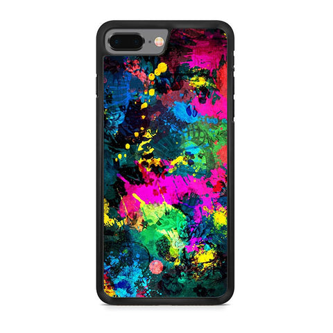Abstract Full Color iPhone 8 Plus Case