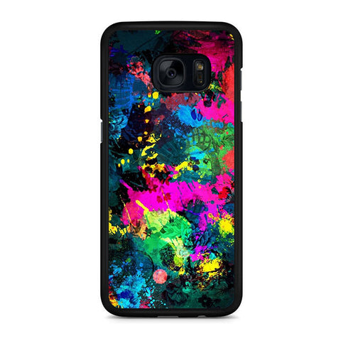 Abstract Full Color Samsung Galaxy S7 | S7 Edge Case