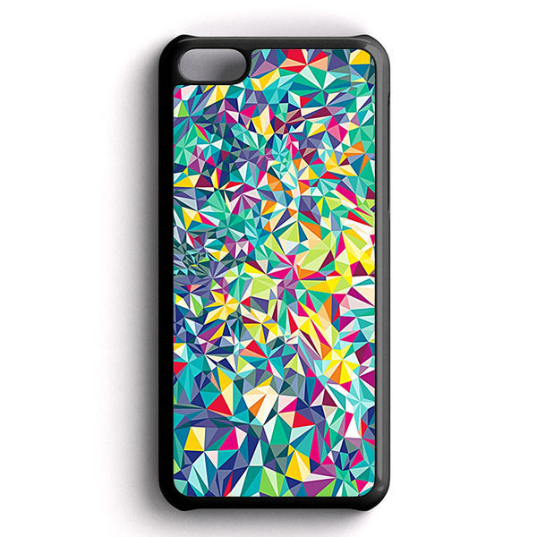 Abstract Love Heat iPhone 5C Case