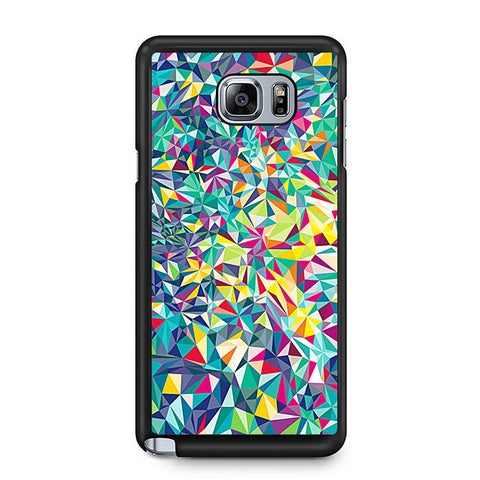 Abstract Love Heat Samsung Galaxy Note 5 7 5 Edge | Edge Case