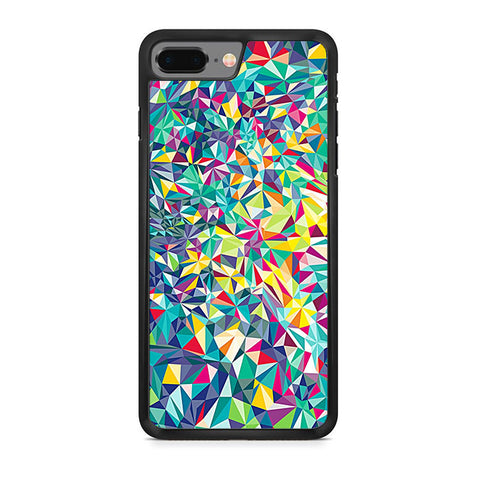 Abstract Love Heat iPhone 8 Plus Case