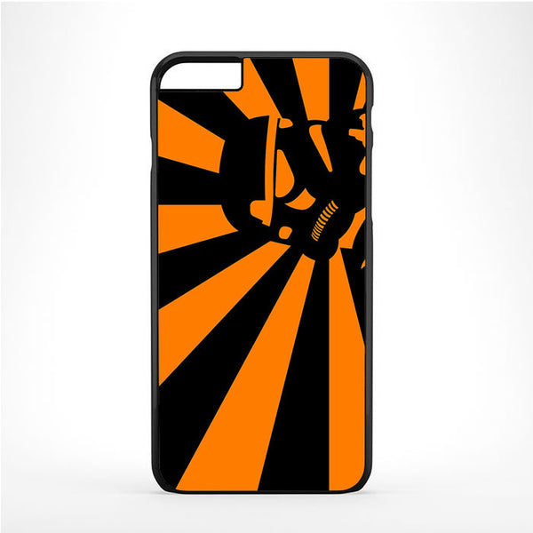 Abstract Vader Star Wars Orange iPhone 6 Plus | 6S Plus Case