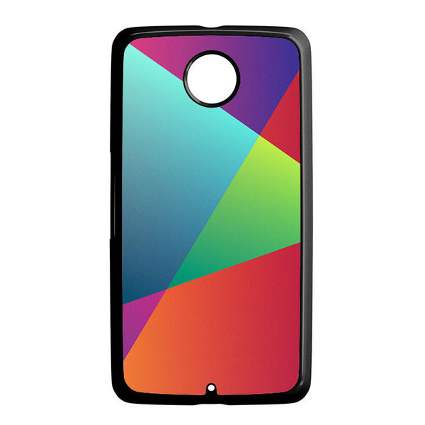Abstract Visual Nexus 6 5 4 8 5X Case