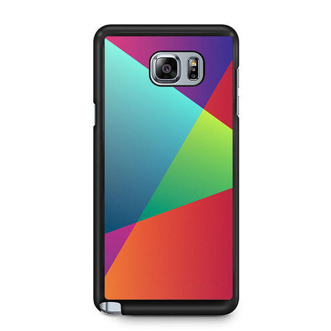 Abstract Visual Samsung Galaxy Note 5 7 5 Edge | Edge Case