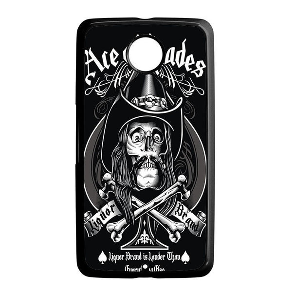 Ace Of Spades Nexus 6 5 4 8 5X Case