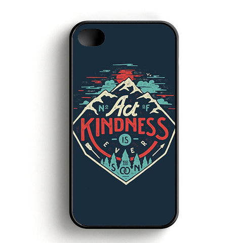 Act Kindness iPhone 4 | 4S Case