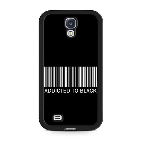 Addicted To Black Samsung Galaxy S4 | S4 Mini Case