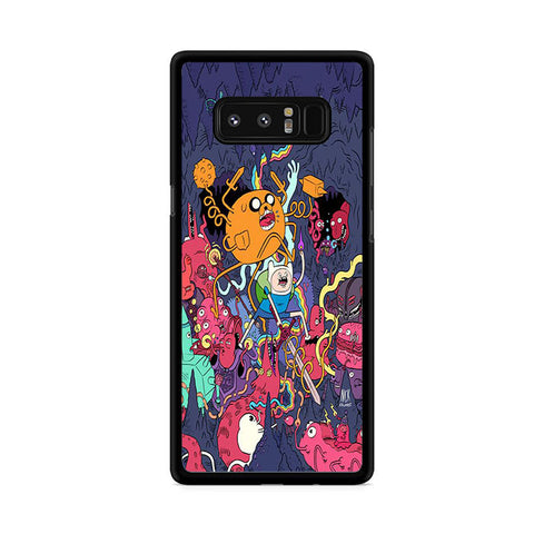 Adventure Time Samsung Galaxy Note 8 Case