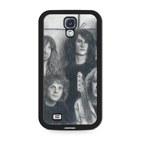 Aerosmith Black Greyscale Cover Samsung Galaxy S4 | S4 Mini Case