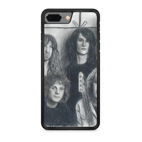 Aerosmith Black Greyscale Cover iPhone 8 Plus Case