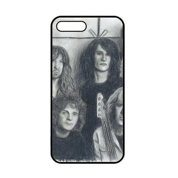 Aerosmith Black Greyscale Cover iPhone 7 | 7 Plus Case