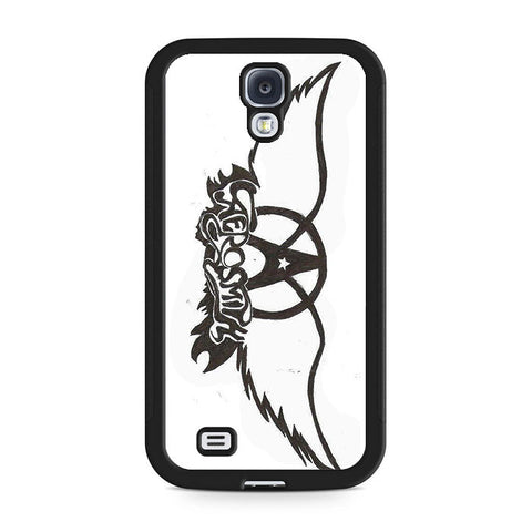 Aerosmith Black White Samsung Galaxy S4 | S4 Mini Case