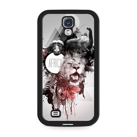 Africa Animal Art Samsung Galaxy S4 | S4 Mini Case