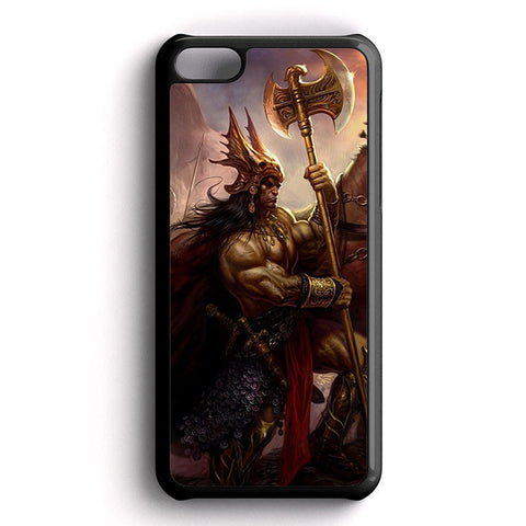 Age Of Conan Fighting iPhone 5C Case