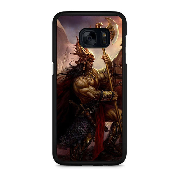 Age Of Conan Fighting Samsung Galaxy S7 | S7 Edge Case