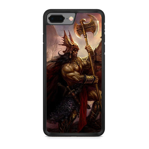 Age Of Conan Fighting iPhone 8 Plus Case