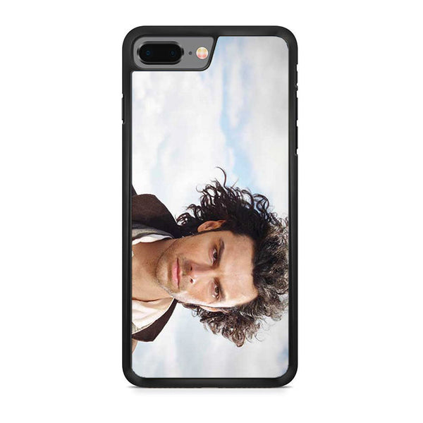 Aidan Turner Curly Hair iPhone 8 Plus Case