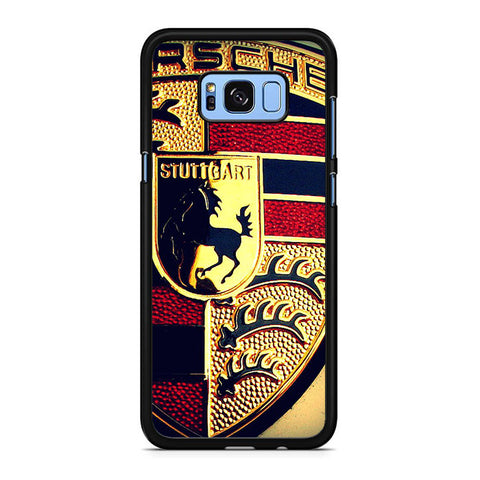 Big Logo Porsche Samsung Galaxy S8 | S8 Plus Case