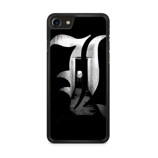 Death Note Logo iPhone 8 Case