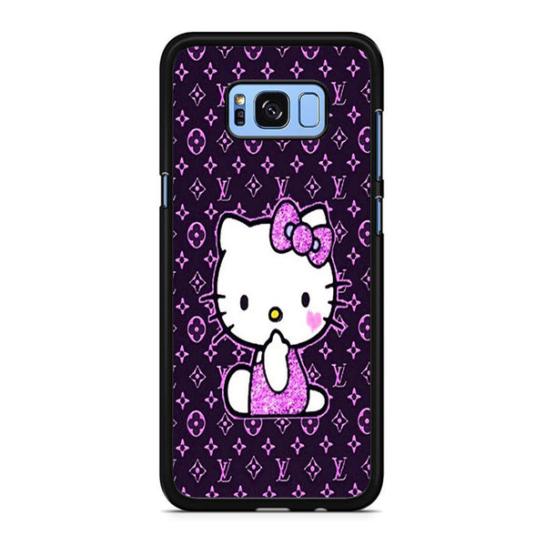 Hello Kitty Purple (3) Samsung Galaxy S8 | S8 Plus Case