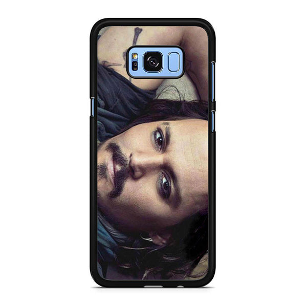 Johnny Depp Tattoo Samsung Galaxy S8 | S8 Plus Case