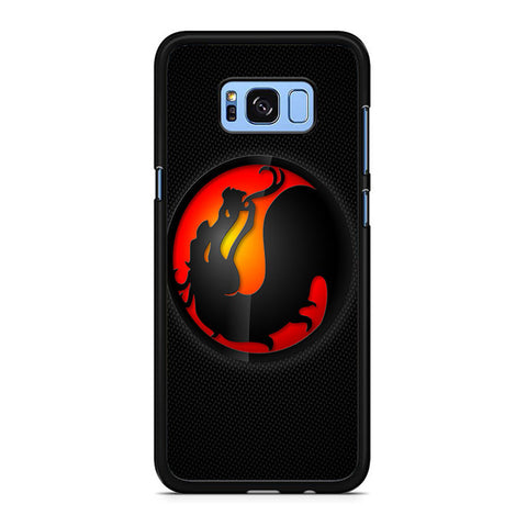 Logo Mortal Kombat Metal Frame Samsung Galaxy S8 | S8 Plus Case