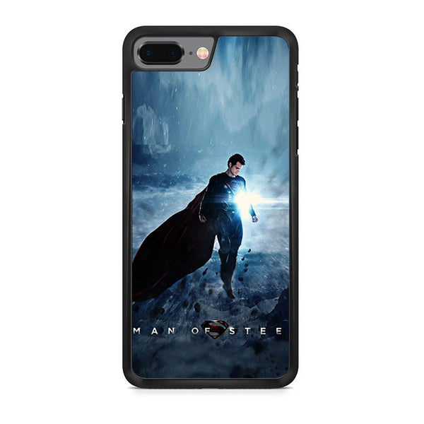 Man Of Steel Super Heroes iPhone 8 Plus Case