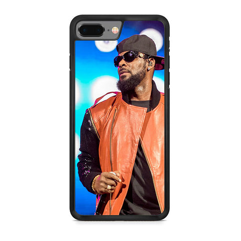 R Kelly Cool Jacket iPhone 8 Plus Case