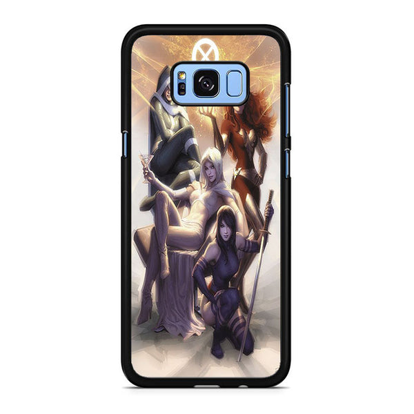 Rogue Phoenix Emma Frost And Psylocke Samsung Galaxy S8 | S8 Plus Case