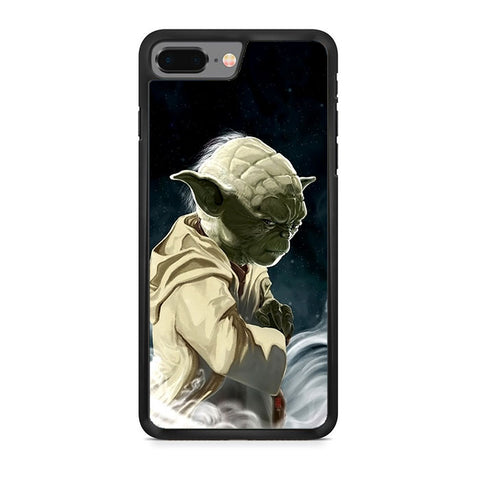 Yoda Picture iPhone 8 Plus Case