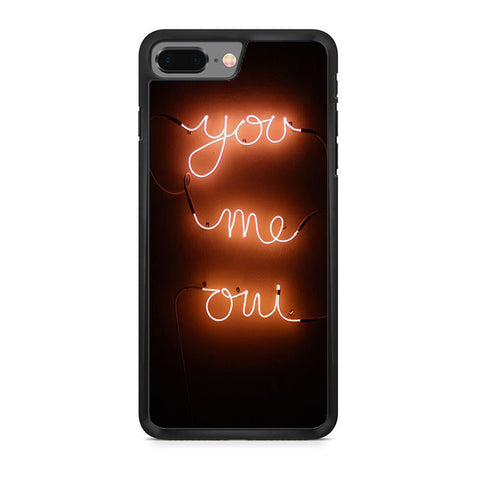 You Me out iPhone 8 Plus Case