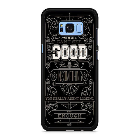 You Realy Cant See Samsung Galaxy S8 | S8 Plus Case