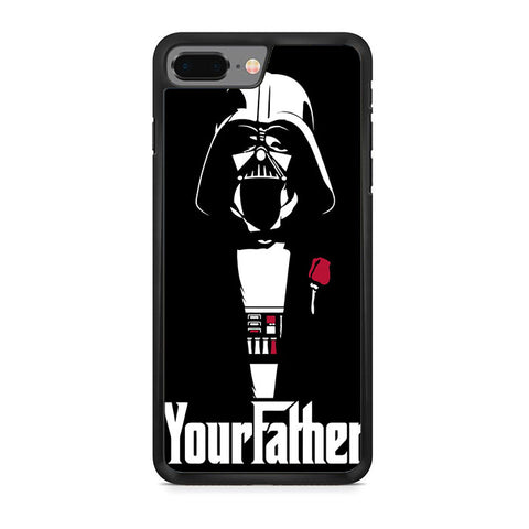 Your Father Vader Style iPhone 8 Plus Case