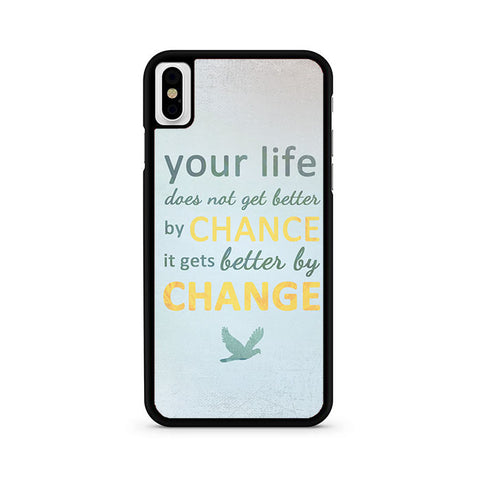 Your Life iPhone X Case