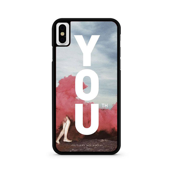 Youth iPhone X Case