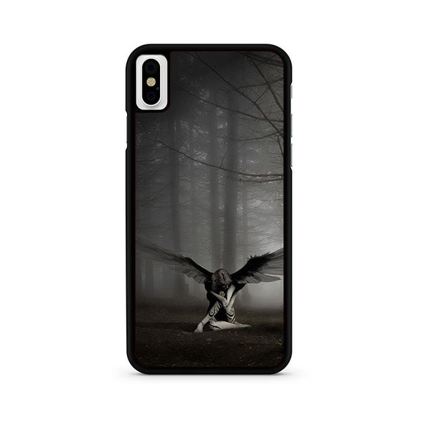 Youwall Angel iPhone X Case