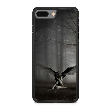 Youwall Angel iPhone 8 Plus Case