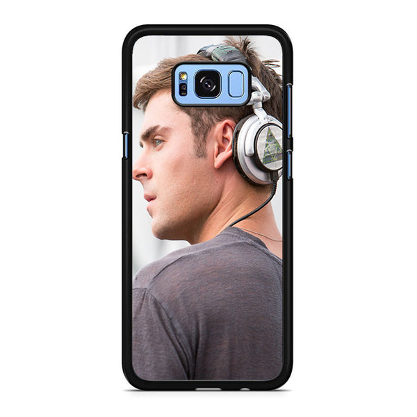 Zac Efron DJ Samsung Galaxy S8 | S8 Plus Case