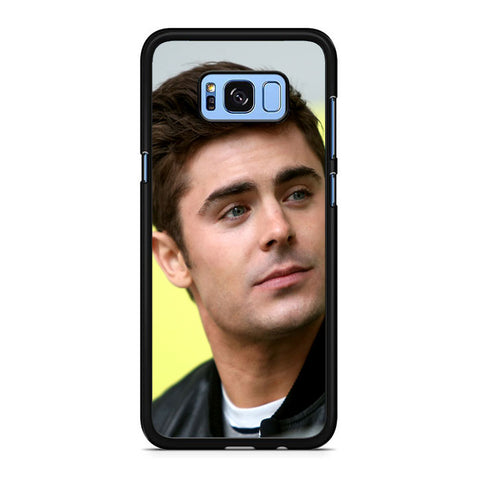 Zac Efron Hairstyle Samsung Galaxy S8 | S8 Plus Case