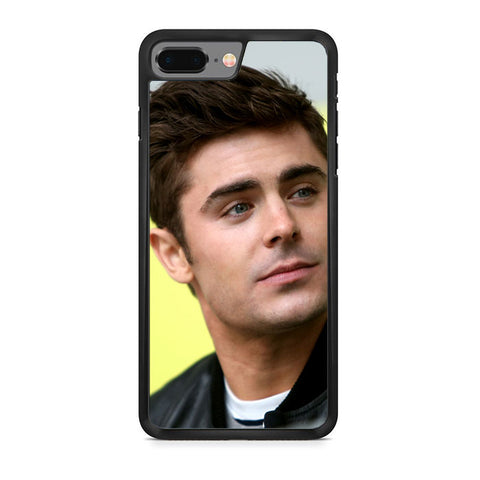 Zac Efron Hairstyle iPhone 8 Plus Case