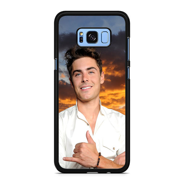 Zac Efron Noon Samsung Galaxy S8 | S8 Plus Case