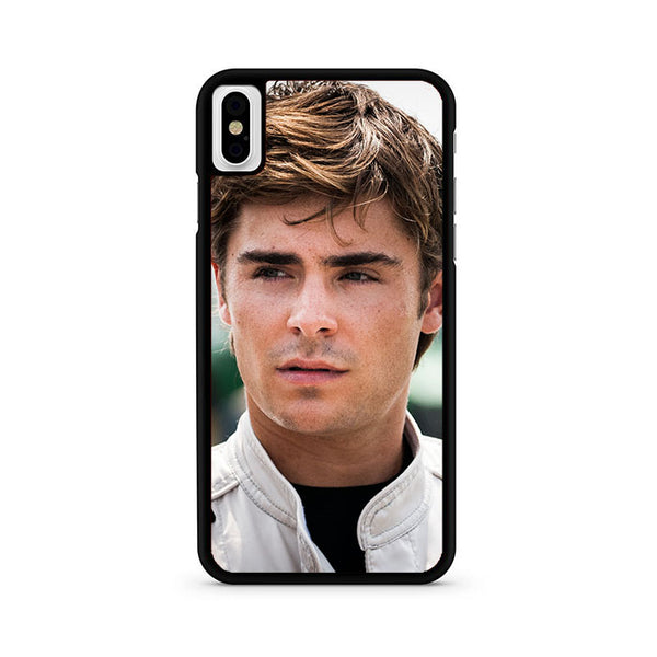 Zac Efron Serious iPhone X Case