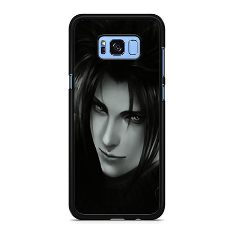 Zack Fair Black Design Samsung Galaxy S8 | S8 Plus Case