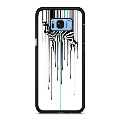 Zebra Art Oil Samsung Galaxy S8 | S8 Plus Case