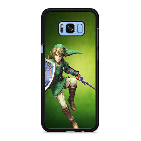 Zelda FIghting My Hero Samsung Galaxy S8 | S8 Plus Case