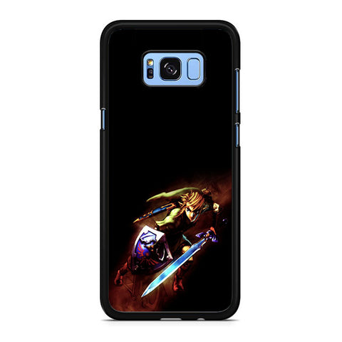 Zelda Fighting The Art Samsung Galaxy S8 | S8 Plus Case