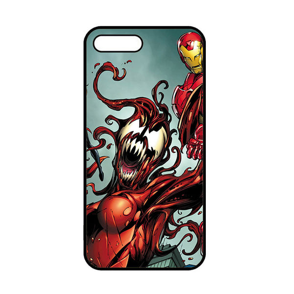 carnage Vs Iron Man iPhone 7 | 7 Plus Case