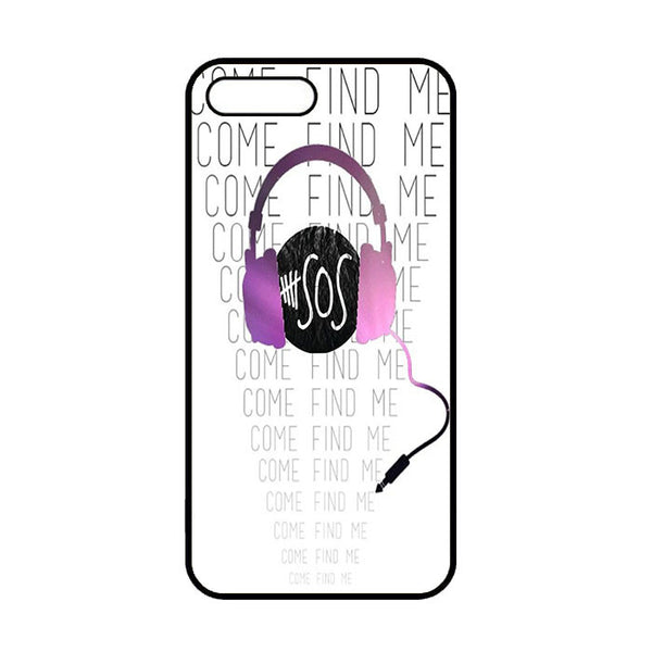 come find me iPhone 7 | 7 Plus Case