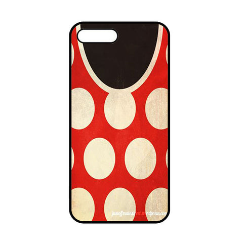 minnie's icon iPhone 7 | 7 Plus Case